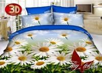 Комплект постельного белья двуспальный 3D PS-HL179