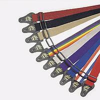 Ремень для гитары GHS A8SILV, нейлоновый, серебряного цвета (GH-0366)