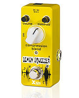Педаль эффектов XVIVE V9 LEMON SQUEEZER COMPRESSOR (32191)