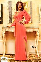 Вечернее,праздничное платье макси  44-46 р.