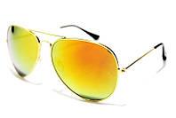Очки солнцезащитные Ray Ban Aviator 3028 S5 SM 01819, новые модели очков Рей Бен Авиатор