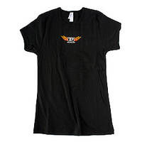 "Брендовая одежда DUNLOP DSD06-WTS-S WOMAN T-SHIRT ""FLAME D"" SMALL (30204)"