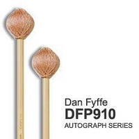 Палочки для перкуссии PROMARK DFP910 DAN FYFFE - RATTAN SOFT CORD (27930)