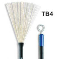 PRO-MARK TB4 TELESCOPIC WIRE BRUSH Барабанные палочки и щетки PROMARK TB4 TELESCOPIC WIRE BRUSH (27923)