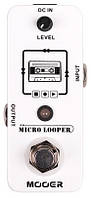 Гитарный эффект MOOER MICRO LOOPER (33182)