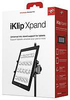 Держатель для планшета IK MULTIMEDIA iKLIP Xpand (32462)