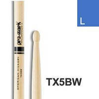 PRO-MARK TX5BW HICKORY 5B Барабанные палочки и щетки PROMARK TX5BW HICKORY 5B (27844)