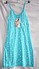 Женская ночнушка Турция Трикотаж много цветов ((разные цвета в упаковке)(разные рисунки в упаковке)