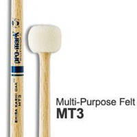 PRO-MARK MT3 MULTI PURPOSE FELT палочки для перкуссии PROMARK MT3 MULTI PURPOSE FELT (27913)
