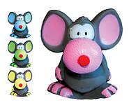 Игрушка для собак Мышь виниловая 10см   / FS-0190
