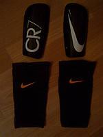Футбольные щитки Nike Mercurial(дубликат)