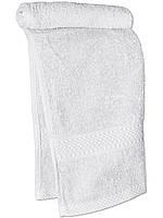 Кухонное махровое полотенце  (Белый)