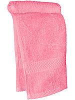 Кухонное махровое полотенце  (Розовый)