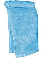 Кухонное махровое полотенце  (Голубой)