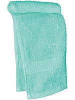 Кухонное махровое полотенце  (Светло бирюзовый)