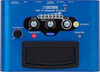 BOSS VE-1 Vocal Echo Вокальный процессор (BO-0173)