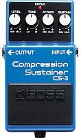BOSS CS-3 Компрессор/сустейнер (BO-0039)