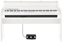 Цифровое фортепиано KORG LP-180 WH (LP180WH)