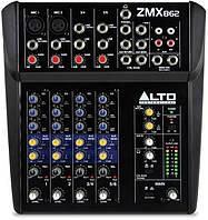 Микшерный пульт ALTO PROFESSIONAL ZMX862 (28734)
