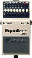 BOSS GE-7 Graphic Equalizer (BO-0078)