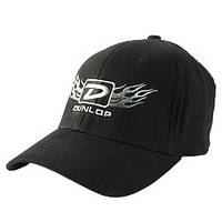"Брендовая одежда DUNLOP DSD06-40LX FLEX FIT CAP ""FLAME D"" LARGE (30196)"