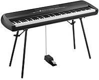Цифровое фортепиано KORG SP-280 BK (SP280BK)