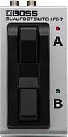 Двойной переключатель BOSS FS-7 (BO-0170)