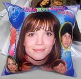 Фото на подушке, пошив наволочек с логотипом и фото, фото 2