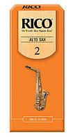 Трости для духовых RICO Rico - Alto Sax #2.0 - 25 Box
