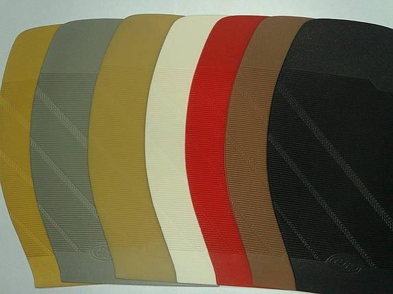 Подметка (Профилактика) полиуретановая № 0 42 черн., фото 2