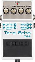 BOSS TE-2 Tera Echo Гитарная педаль (BO-0141)