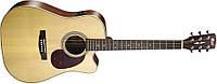 Электро-акустическая гитара CORT MR600F (NAT) (31273)