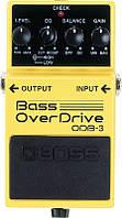 BOSS ODB-3 Педаль басовый овердрайв (BO-0115)
