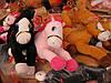 Лошадь маленькая 3 цветов