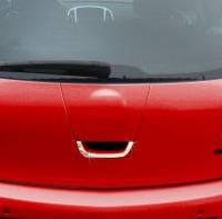 Opel Astra J задняя ручка нерж