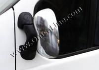 Opel Vivaro накладки на зеркала пласт
