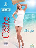 Тонкие колготки Conte Summer 8 den