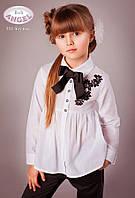 Белая школьная блузка Baby Angel р-ры 134
