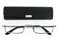 Очки для зрения с диоптриями +/-, антибликовые.