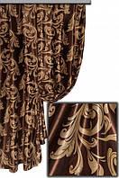 Ткань  блэкаут  Венеция №07
