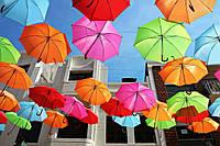 Приходите в гости на Праздник цветных зонтов
