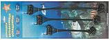 Поводки на щуку вольфрамовые оснащённые, набор 60 шт., фото 3