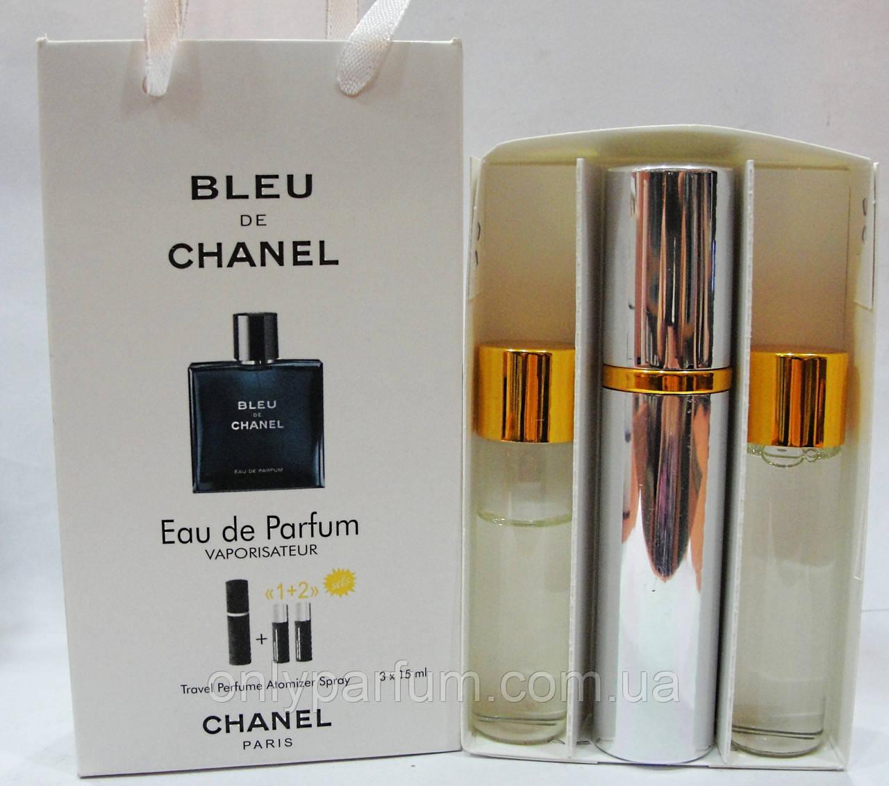духи наборы Chanel Bleu De Chanel Eau De Parfum шанель продажа