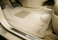 Коврики салона 3D Lux Mat PP для Mitsubishi Outlander II (JDM), 06->, black