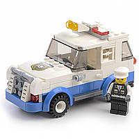 Дитячий конструктор (Поліція) 126 блоків IM524