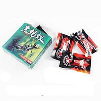 Препарат для повышения потенции Черный муравей Black Ant, 4 капсулы упаковка