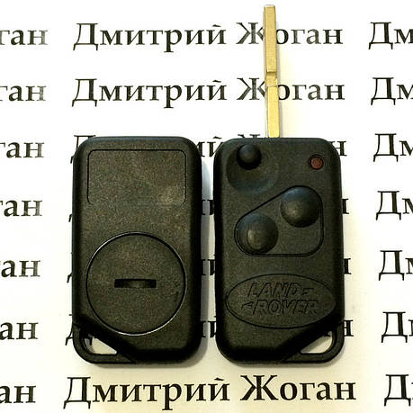 Корпус выкидного автоключа для LAND ROVER (Ленд Ровер) Range Rover 2 - кнопки, фото 2