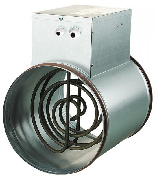 ВЕНТС НК-125-0,6-1 - круглый электрический нагреватель