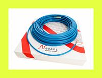 Теплый пол Nexans (Норвегия) кабель двухжильный электрический TXLP/2R 600/17 600Вт 3.5-4.4 м2 секция