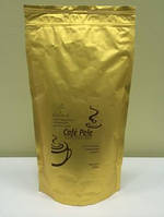 100% натуральный сублимированный кофе Cafe Pele упаковка 500 г